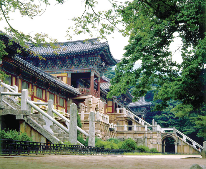 bulguksa unesco
