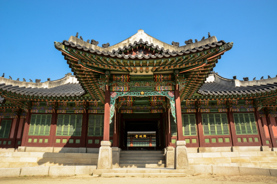 changdeok palace 1