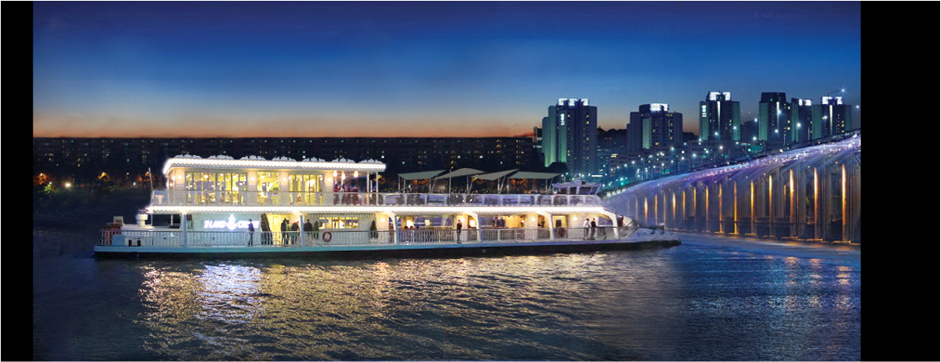 Han River Cruise 4  Koreatourinformationcom