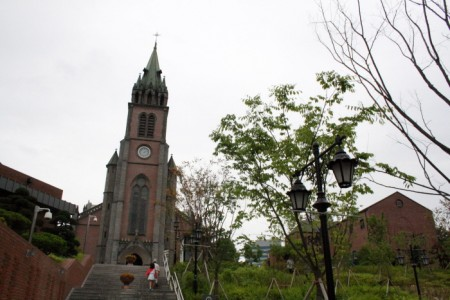 MyeongDong Cathedral 가로 01