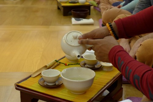 Myogaksa Templestay_Tea Ceremony