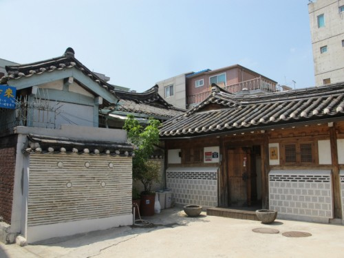 Seochon walking tour 35