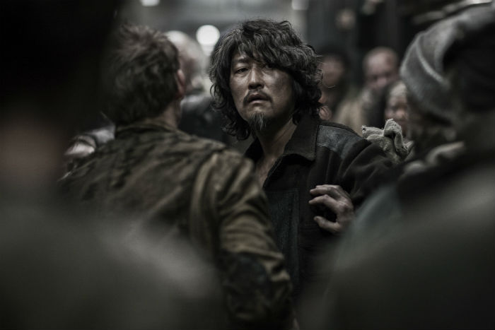 German daily finds 'Snowpiercer' to be great balance between East, West