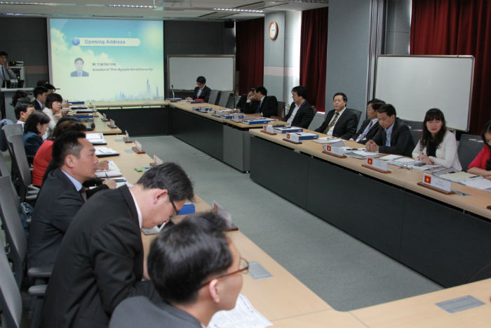 Korea, Vietnam share workers' compensation expertise